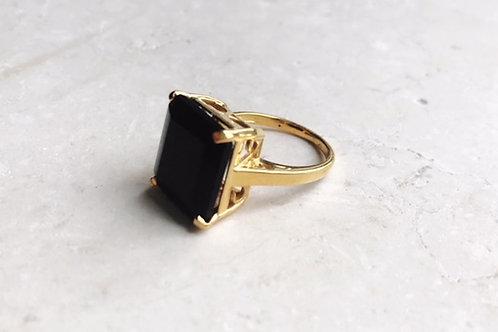 Claudia Ring Black