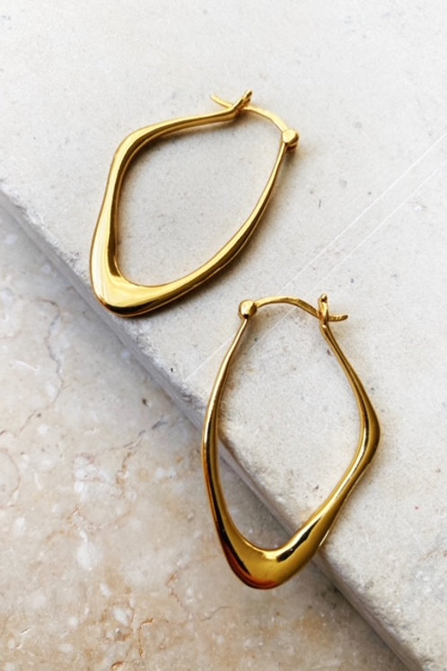 The Valentina Hoops