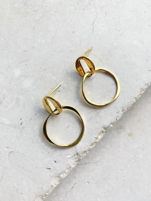 Keeley Solid Earring