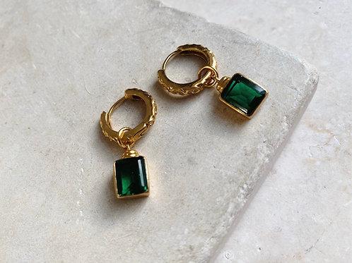 Margot Huggies Emerald Green