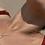 Thumbnail: Sandi Necklace Crystal Clear