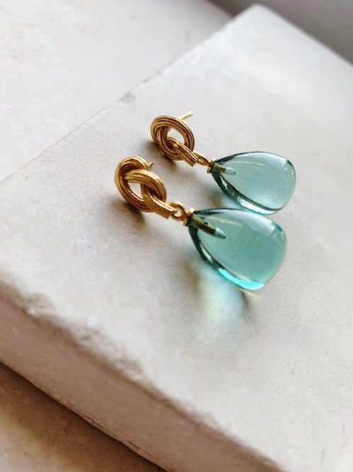Synthea Drop Turquoise Smooth