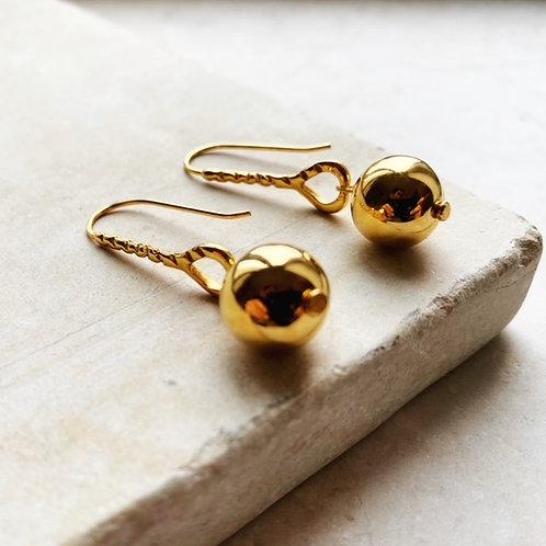 Kennedy Ball Earrings