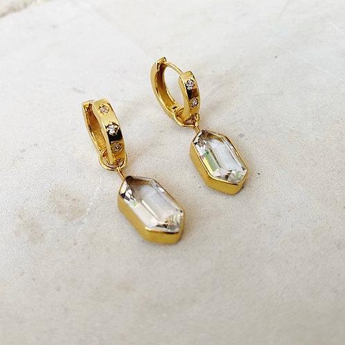 Bardot Huggies Crystal Clear