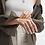 Thumbnail: Thick Snake Bracelet