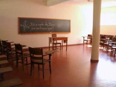 Sala de Palestra