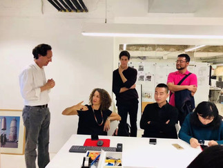 Design Firm Visiting, Italy