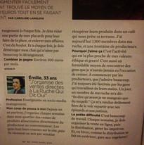 BE Magazine - 2015