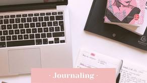 [Journaling] inspiration pour écrire sur la reprise (et la rentrée des classes pour les plus jeunes)