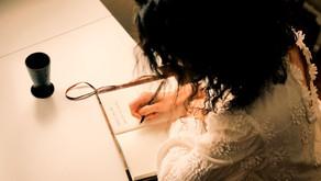 5 conseils pour te créer un rituel avec l'écriture