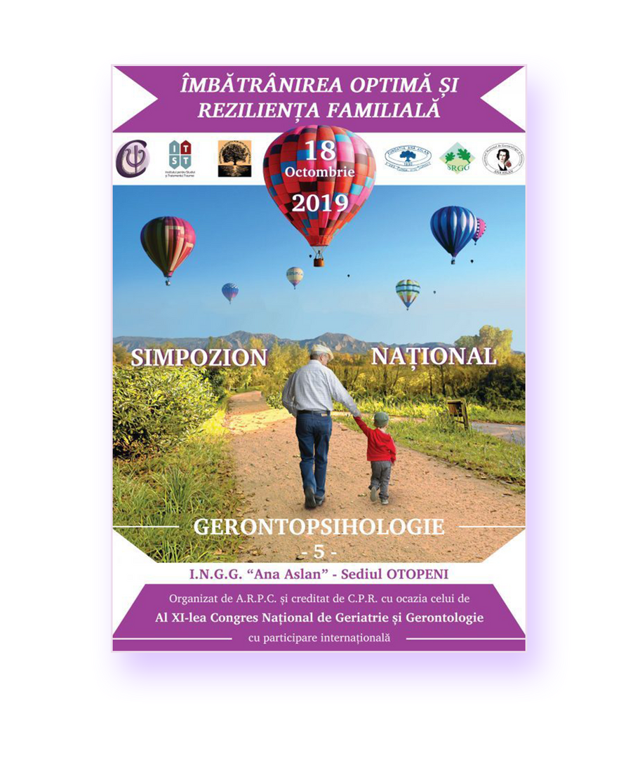 Simpozionul National de GerontoPsihologie 2019