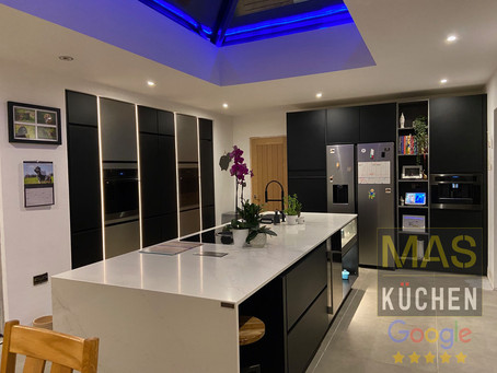 Aftercare and cleaning hacks to keep your new MAS Kuchen Kitchen in perfect condition