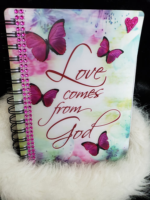 Journal - Love Comes From God