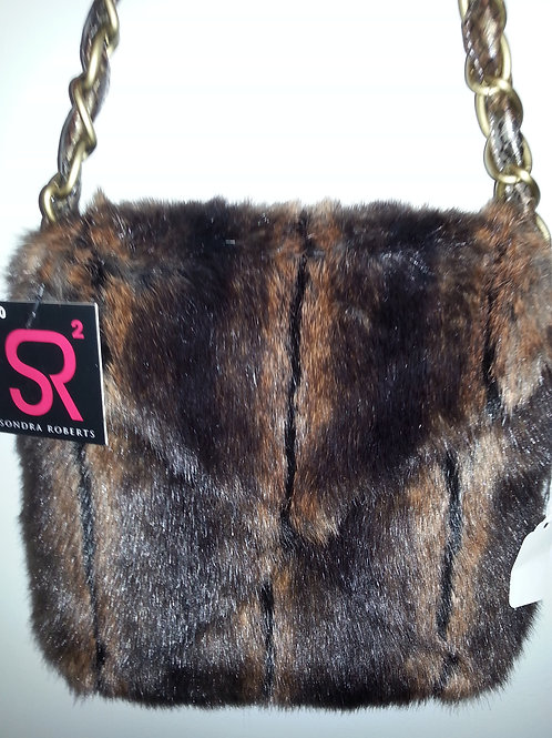 Fur Bag w/ Strap