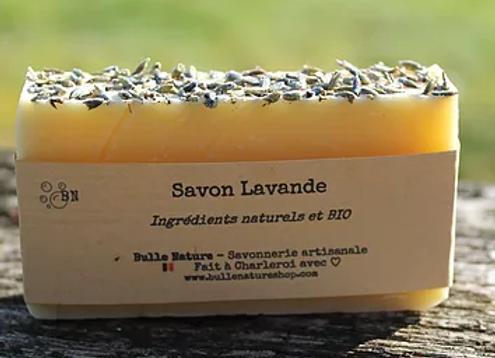 Savon Lavande - Savon Artisanal