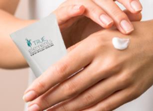 Crème pour mains et pieds / Haute qualité - TRUE ELEMENTS® MARINE