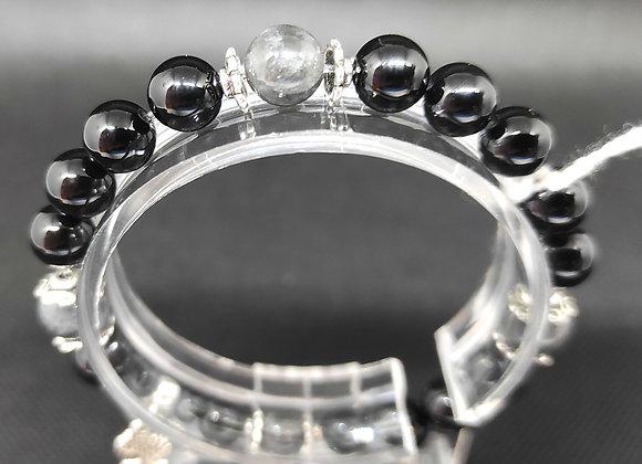 Bracelet Agate et Labradorite