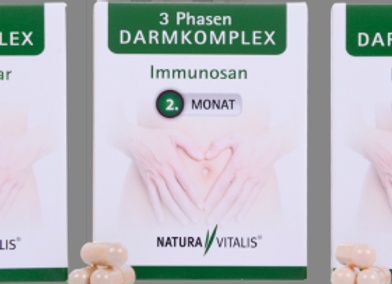 Complexe intestinal en 3 phases