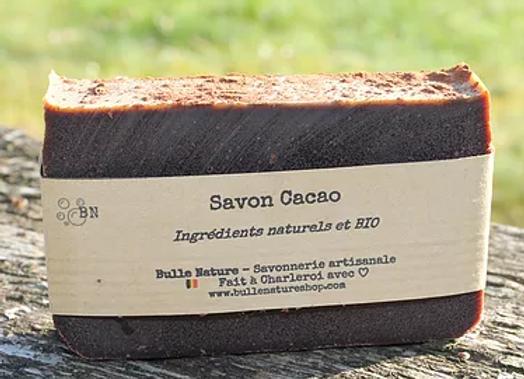 Savon Cacao - Savon Artisanal