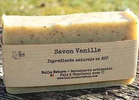 Savon Vanille - Savon Artisanal