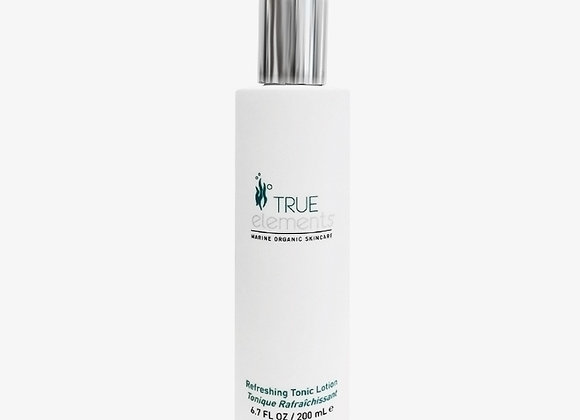 Crème TRUE ELEMENTS® MARINE ORGANIC SKINCARE - LOTION TONIQUE FRESH (200 ML)