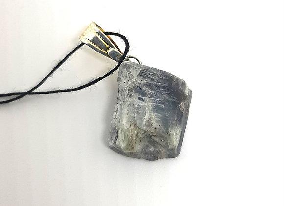 Cyanite bleue / Pendentif
