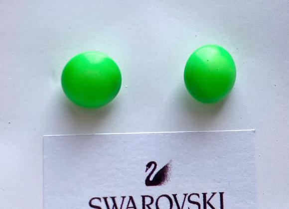 NÁUŠNICE Swarovski - velké