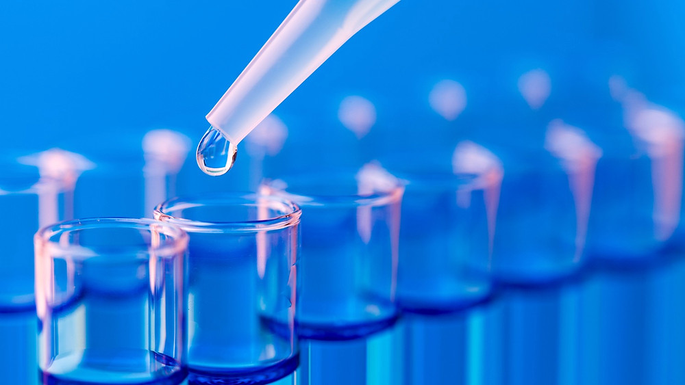 test tubes and titrate