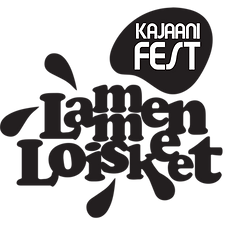 Kajaanifest logo vector black.png