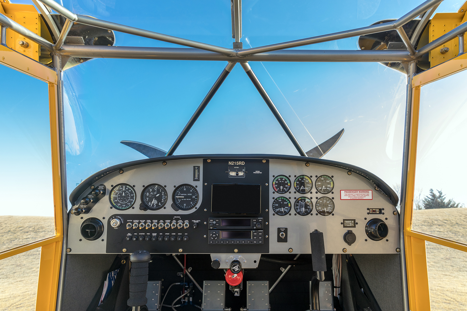S-21 OUTBOUND | Sport Planes | Hays, KS | RANS Designs, Inc