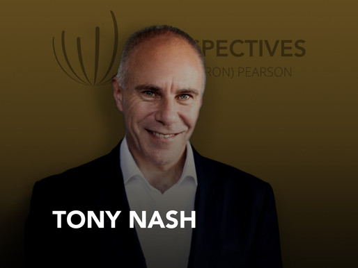 TALKING BUSINESS with Tony Nash, CEO of Booktopia