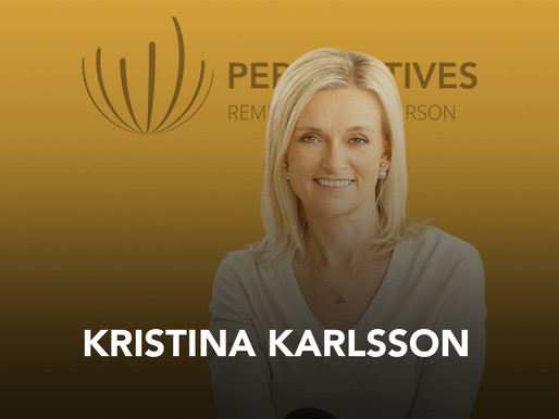 Don't Waste a Good Crisis with Kristina Karlsson
