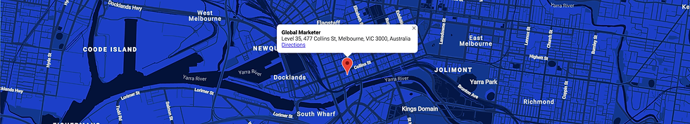 Global Marketer, Level 35, 477 Collins S