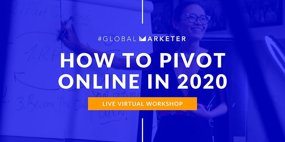 How to Pivot Online in 2020