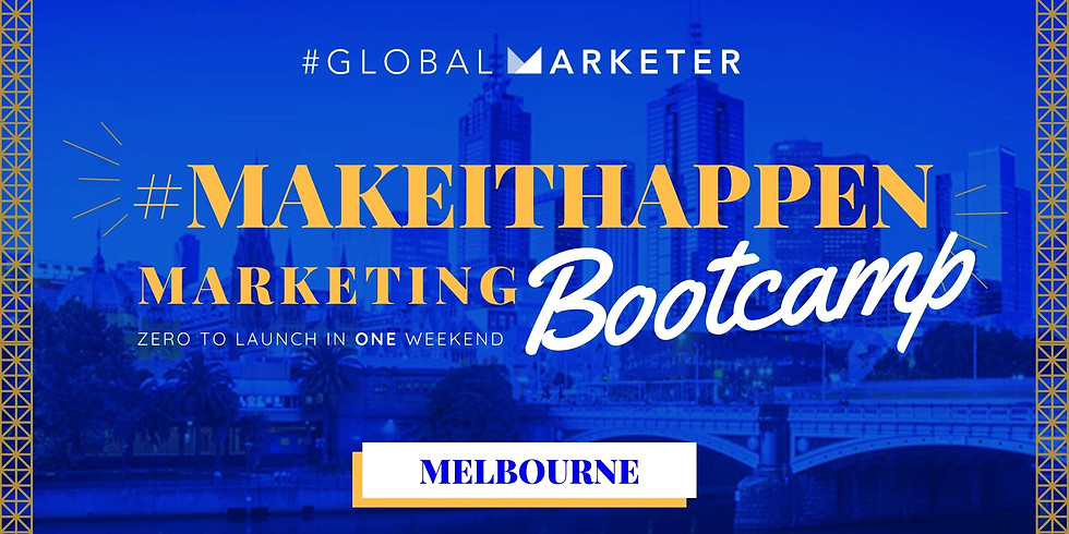#MakeItHappen Marketing Bootcamp (1)