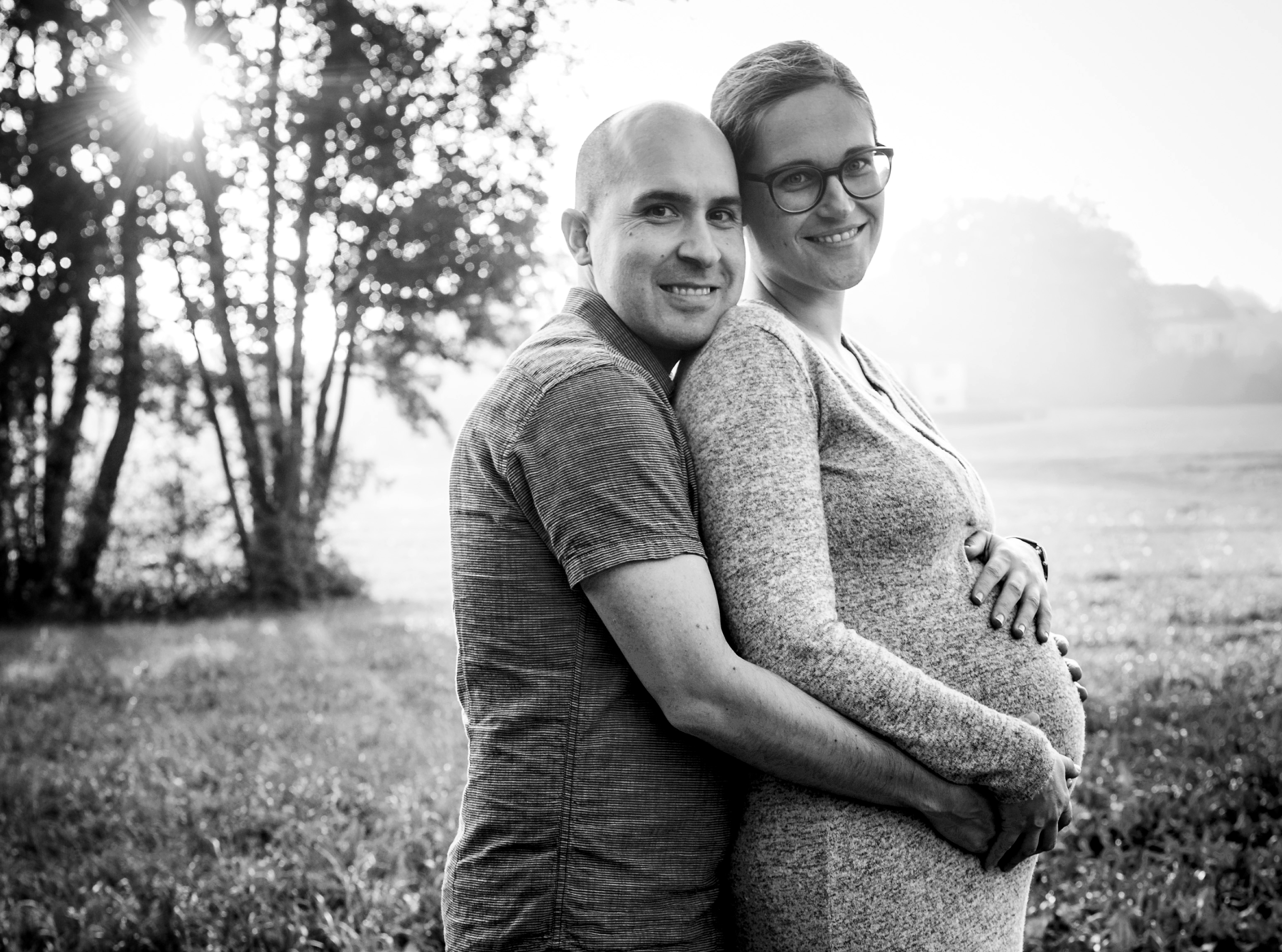 Babybauch Fotografin Daniela Führer