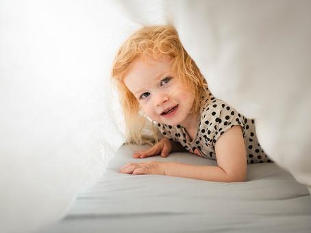 Mit Spiel und Spaß zu kreativen Kinderfotos