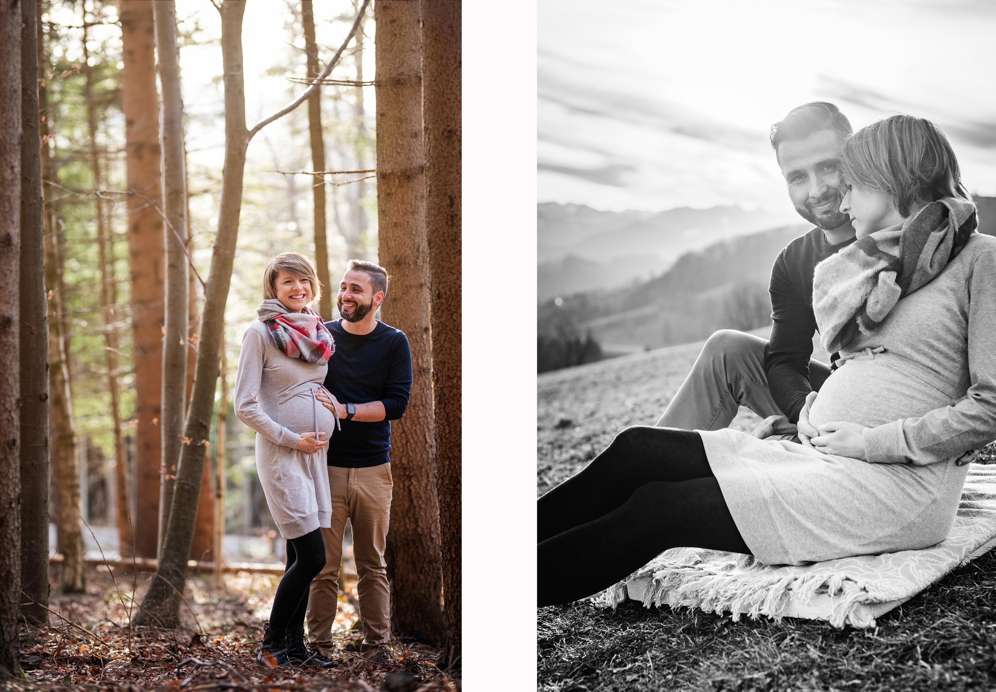 Babybauch Foto Amstetten Führer