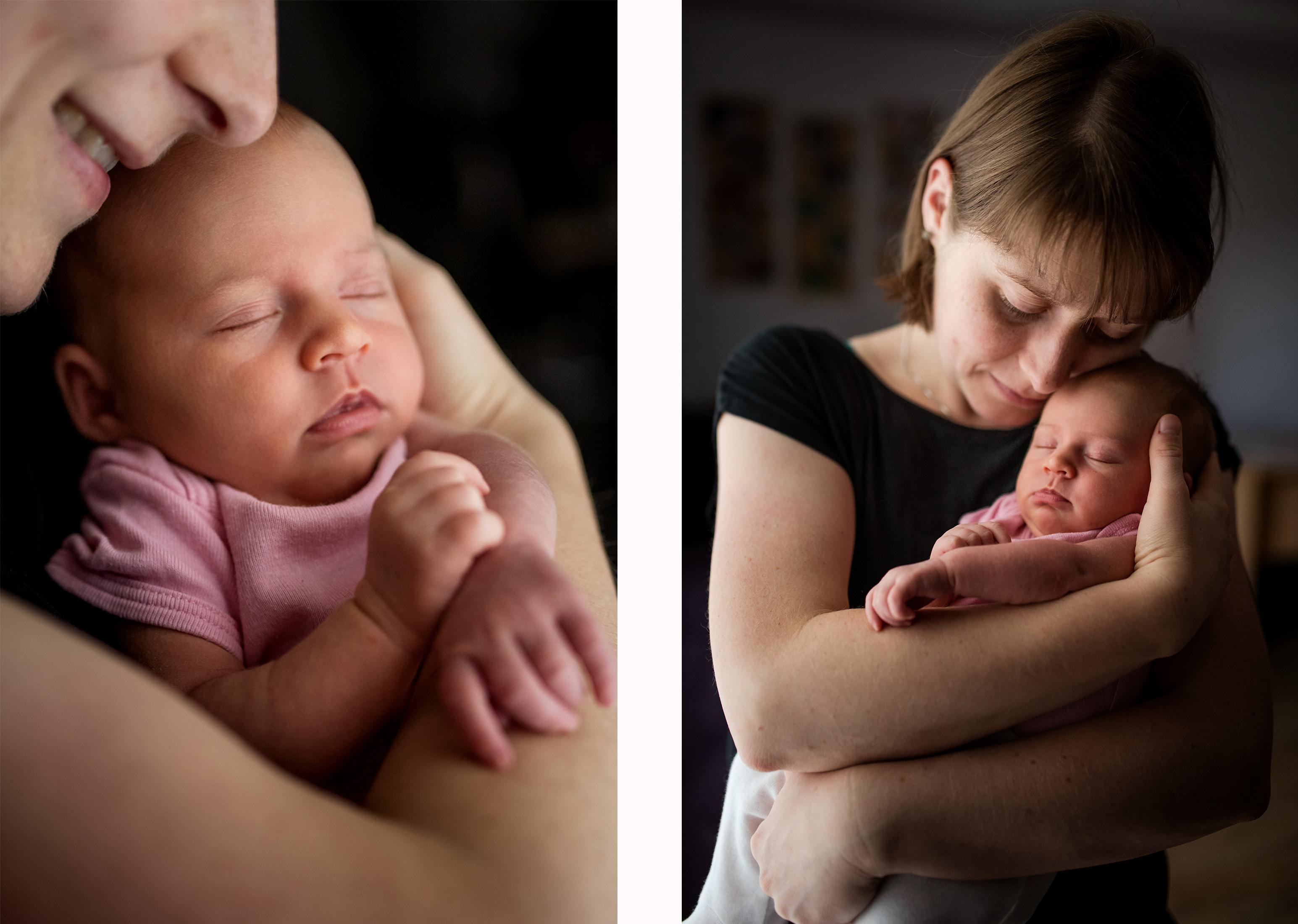 Newborn Baby Fotograf Foto