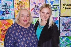 Art teachers, Mrs