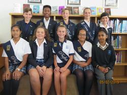 Grade 7 Top Academic Achievers: