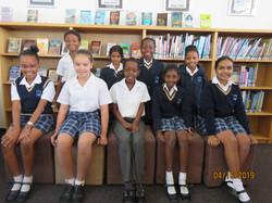 Grade 4 Top Academic Achievers: