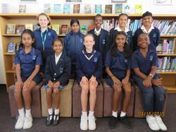 Grade 5 Top Academic Achievers: