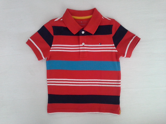 Camisa polo Tommy Hilfiger, tam. 4 anos