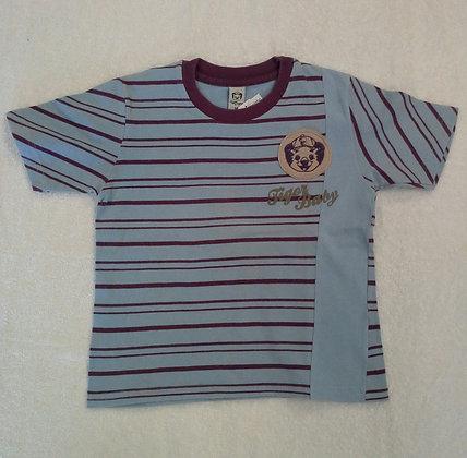 Camiseta Tigor, tam. 3 anos