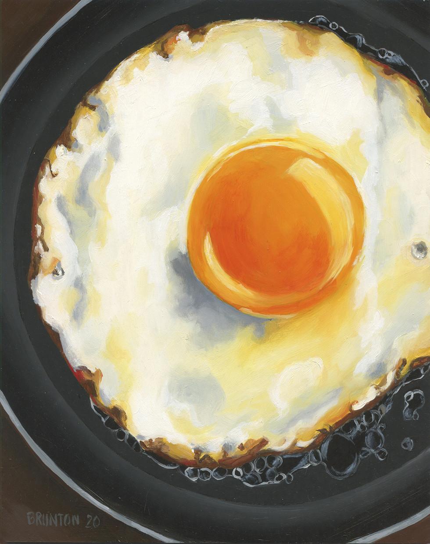 Fried Egg 3