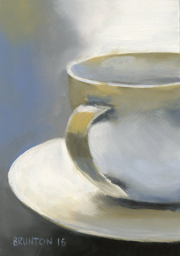 White Cup - SOLD