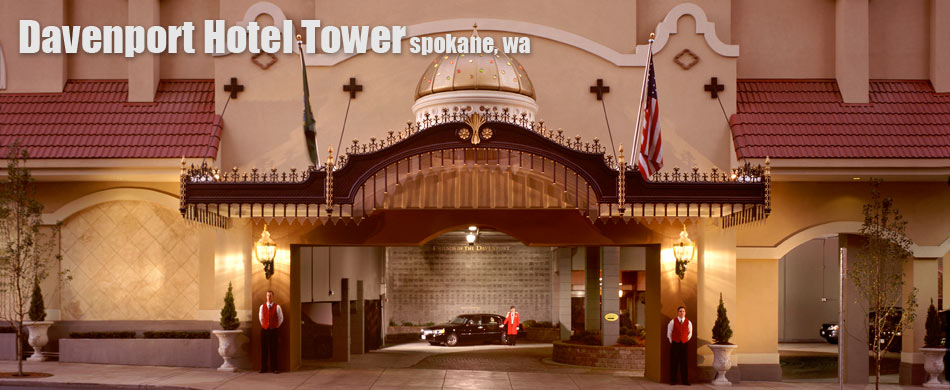 Davenport Hotel Tower