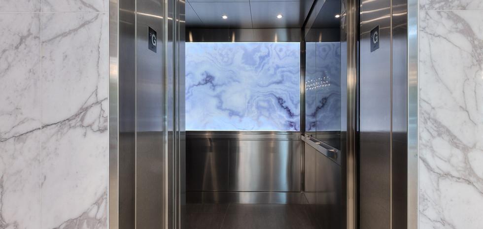 Upgraded Elevators