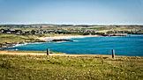 Constantine Bay surfing Cornwall